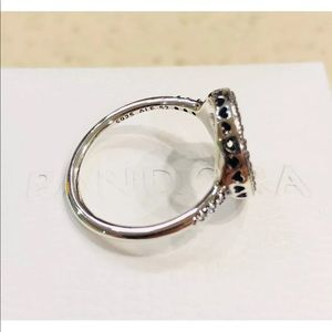 a80a96c06 Pandora Jewelry - Pandora Hearts of Pandora Halo, CZ Ring #191039CZ